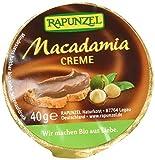 Rapunzel Macadamia Creme, 11er Pack (11 x 40 g) - Bio