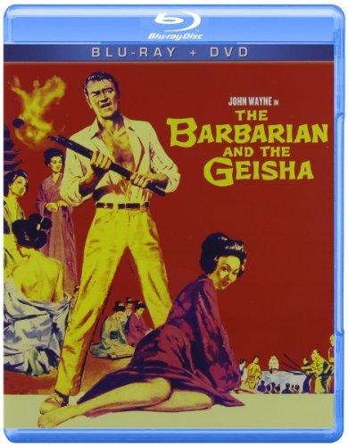 The Barbarian and the Geisha [Blu-ray]