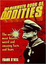 The Mammoth Book of Oddities (Mammoth Books)