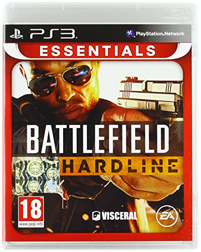 BATTLEFIELD HARDLINE - Essentials - PlayStation 3 [Importación italiana]