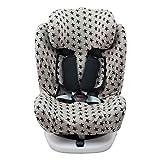 JANABEBE Funda para Star Ibaby, Baby Auto Fix Noe (DARK SKY)