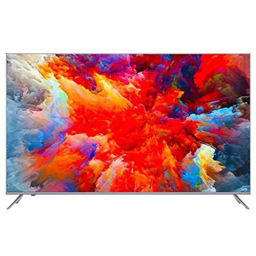 XFF Smart TV 4K Ultra HD Quantum Dot Network - 65 Pulgadas, 3GB + 32GB, Bluetooth 4.1, MEMC Motion Anti-Shake, 110% Gama Colores Alta, Proyección Inalámbrica, Televisión