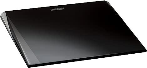 TERK FDTV2 Omni Directional Passive Flat Digital HDTV Antenna-Black (Discontinued by Manufacturer)
