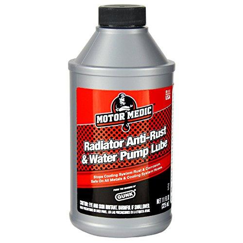 Motor Medic C1012 Radiator Anti-Rust & Water Pump Lube - 11 oz.