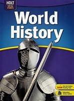 World History, Grades 6-8 Full Survey: Holt World History (Holt Social Studies)