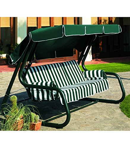 Scab Design Dondolo 1400 Master Piu' 4 POSTI TRASFORMABILE in Letto