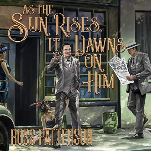 As The Sun Rises It Dawns on Him