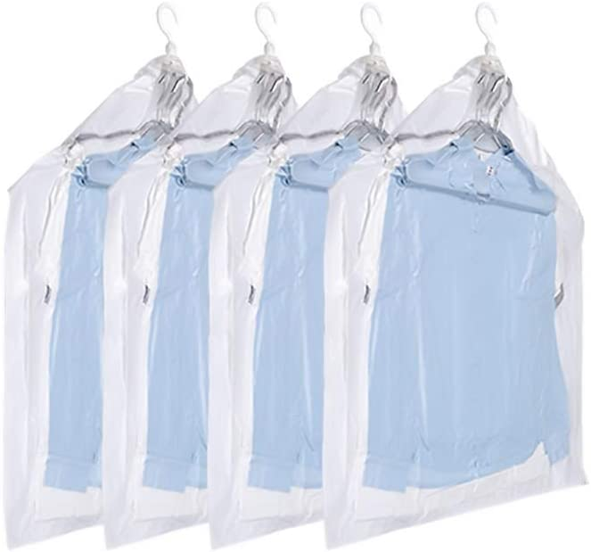 Space Saver Very popular Bags shop Hanging Clothes Storage Vacuum