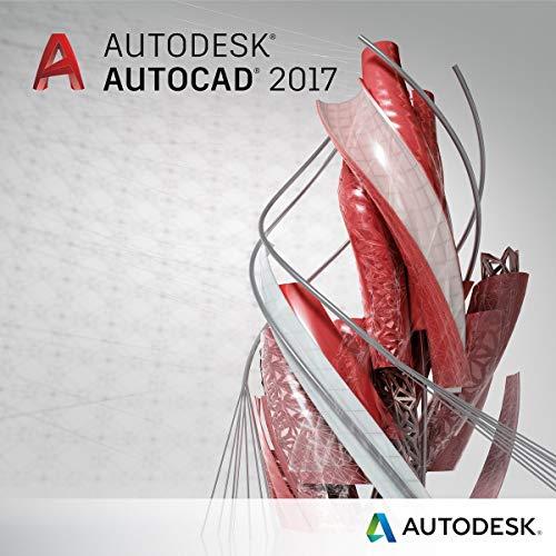 Autodesk AutoCAD 2017 | Digitale Lizenz / 3 Jahre | Windows | Expressversand 24h
