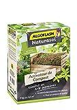 ALGOFLASH NATURASOL Activateur de Compost, Jusqu'à 4.5 m³, 3 kg,...