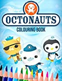 Octonauts Colouring Book: Funny Coloring Books for Kids Ages 4-8