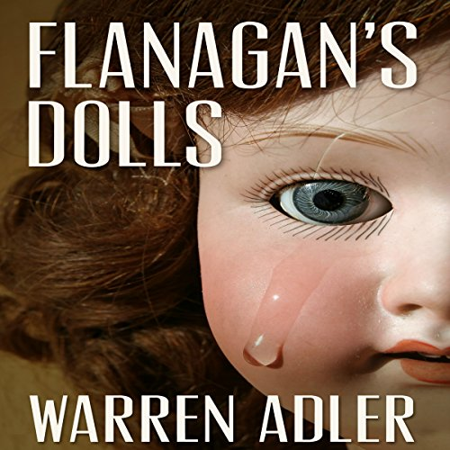 Flanagan's Dolls audiobook cover art