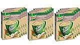 Knorr Cup a Soup Champignoncreme Instant Suppe 3 Tassen,12er Pack (12 x 36g) (Lebensmittel & Getränke)