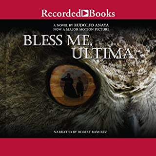 Bless Me, Ultima cover art