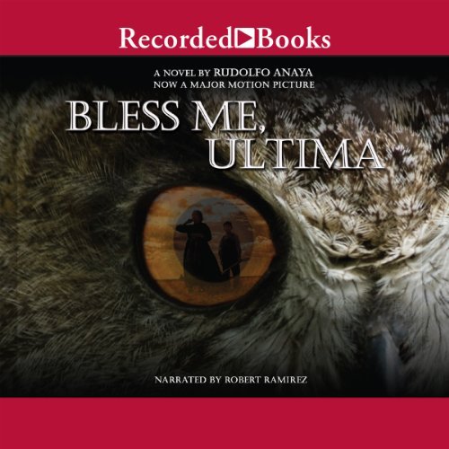 Bless Me, Ultima audiobook cover art