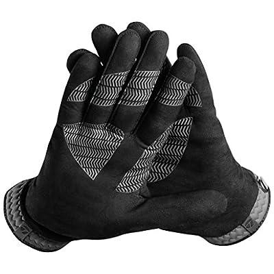 TaylorMade Rain Control Glove (Black/Gray, Medium), Black/Gray(Medium, Pair)