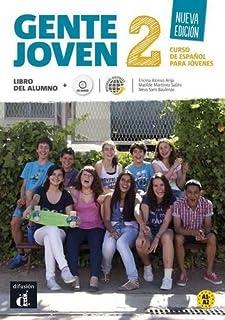 Gente Joven - Nueva Edicion: Libro Del Alumno + CD 2 (A1-a2