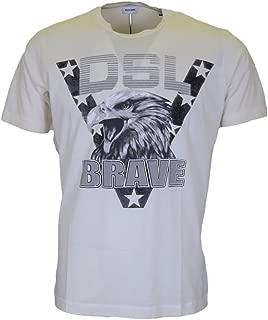 T-Joe-Bh Brave Ecru T-Shirt