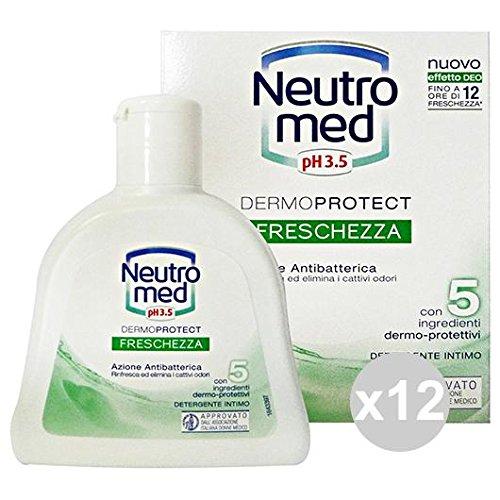 Neutromed Lot de 12 savons intime frais 200 ml