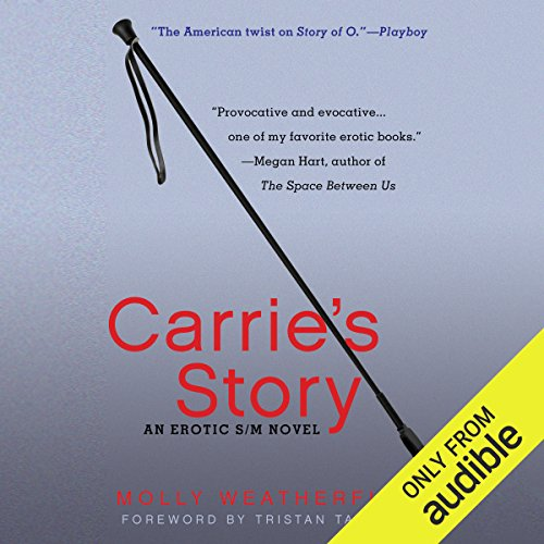 Carrie's Story audiobook cover art