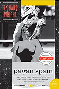 Pagan Spain by [Richard Wright]