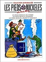 Les Pieds Nickelés, tome 4 - L'Intégrale (Les Pieds Nickelés pompiers ; Les Pieds Nickelés jouent et gagnent ) de René Pellos