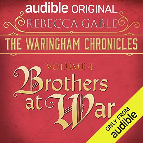 The Waringham Chronicles, Volume 4: Brothers at War Titelbild