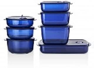 Tupperware Microwave Casserole Meal Rectangle Vent n Serve