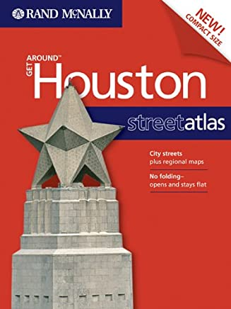 Rand McNally Get Around Houston Street Atlas