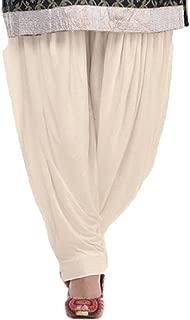 Taj Linens Patiala Salwar, Harem Pants, Yoga Pilates Pants 100% Cotton Free Style