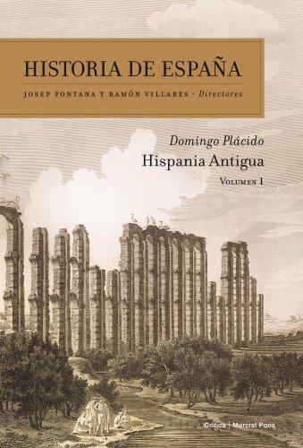 Hispania antigua: Historia de España Vol 1