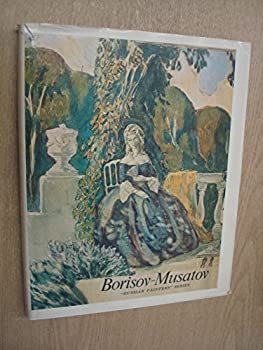 Hardcover Borisov-Musatov Book