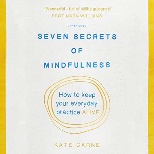 Seven Secrets of Mindfulness cover art