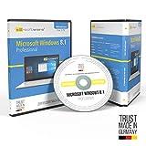 Microsoft® Windows 8.1 Professional . Original-Lizenz. 64 Bit. Deutsch. Audit