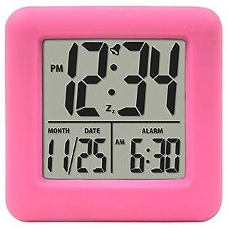 La Crosse Technology 70902 Soft Cube LCD Alarm Clock (Pink) (B002K8W54O) | Amazon price tracker / tracking, Amazon price history charts, Amazon price watches, Amazon price drop alerts