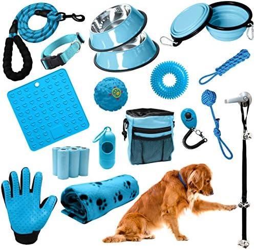 Setonware Premium 23pc Puppy Starter Kit Dog Supplies Accessories Dog Essentials New Puppy Kit product image
