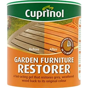 Cuprinol Garden Furniture Restorer 1L:Deepld