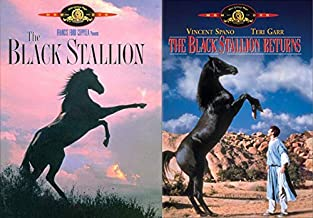 The Legacy of The Black Stallion Double Feature with The Black Stallion and the Black Stallion Returns 2-DVD Bundle