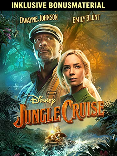 Jungle Cruise (inkl. Bonusmaterial)