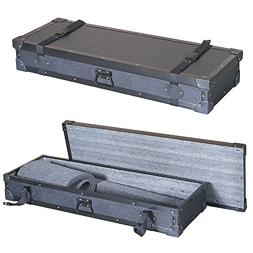 Keyboard 1/4 Ply Economy Tuffbox Light Duty Road Case Fits Yamaha Psr-s710 Keyboard