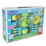 Peppa Pig–Juego de té de 15piezas. Perfecto para niños congénitas desarrollo.