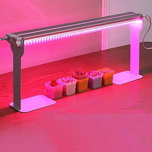 Led Grow Lights for Houseplants, 22w 86pcs Led Chip Plant Lights Growth Lamps Full Spectrum 180˚;Light Range with timed UV Light for Plants Suitable for houseplants and Seeds
