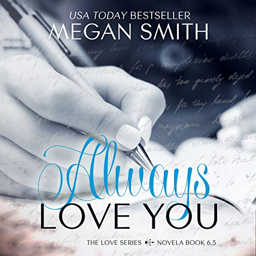 Always Love You audiobook cover art