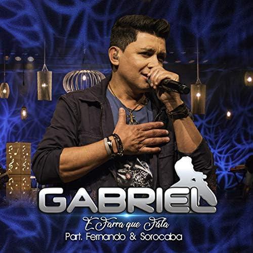 Cantor Gabriel feat. Fernando & Sorocaba