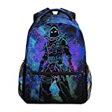 Funny Adult Youth Unisex Bookbag Backpack Travel Schoolbag Bag