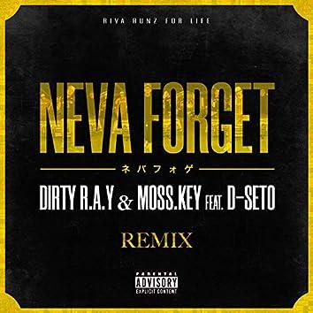 NEVA FORGET (Remix) [feat. D-SETO]
