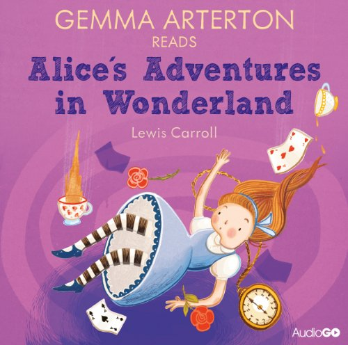 Gemma Arterton reads Alice's Adventures in Wonderland (Famous Fiction) copertina