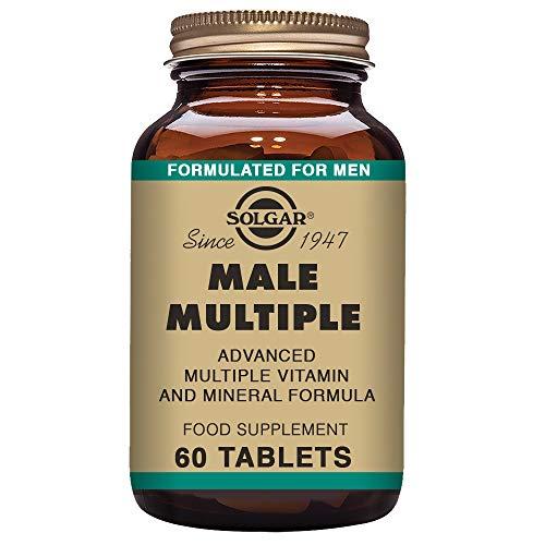 Solgar Male Múltiple - 60 Tabletas (111724)