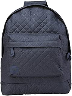 Premium Backpack Mochila Tipo Casual, 41 cm, 17 litros, Quilted Navy