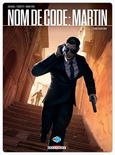 Nom de code : Martin T01: Constantine